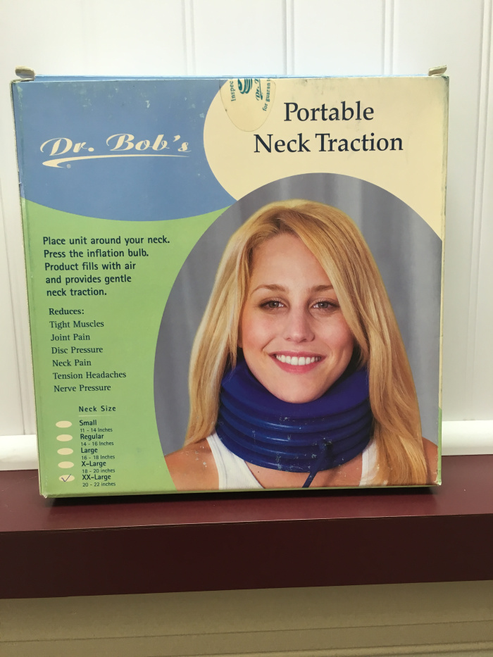 Portable Neck Traction